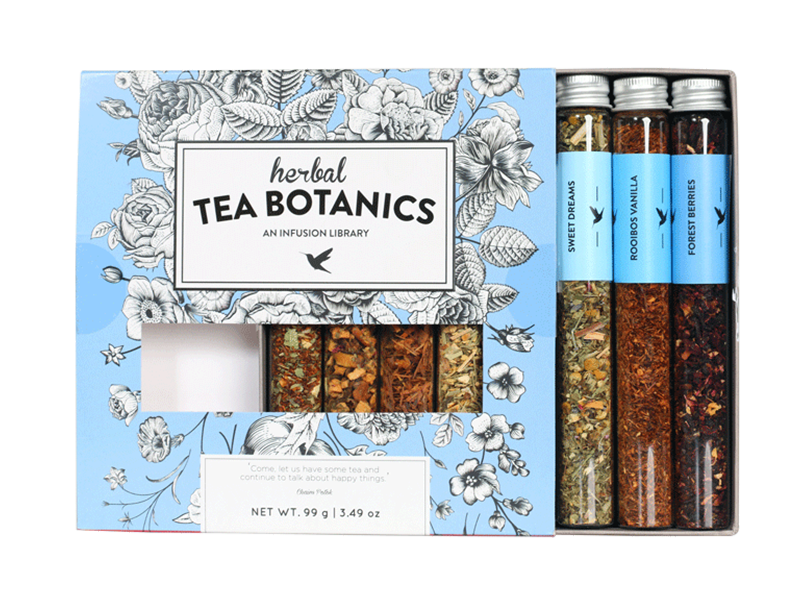 TEA BOTANICS 8-TUBE
