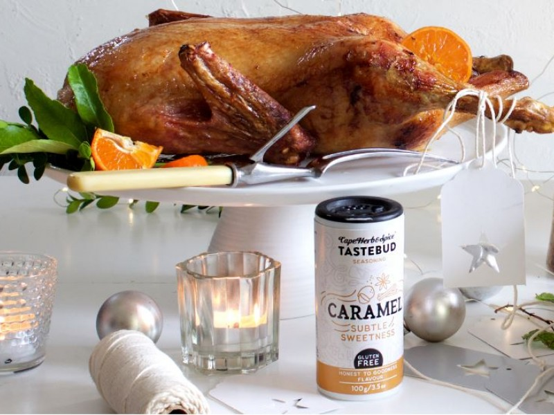 CHRISTMAS MAIN 1 OF 3: CARAMEL ORANGE ROAST DUCK