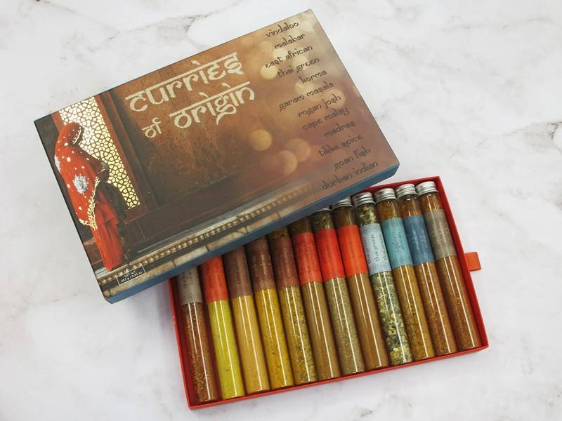 CURRIES OF ORIGIN: DURBAN INDIAN