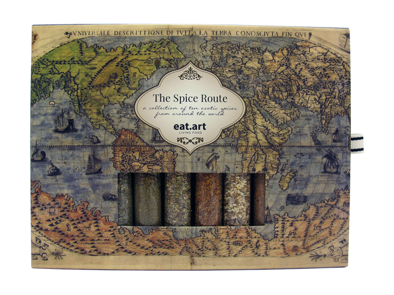 THE SPICE ROUTE SLIDE BOX